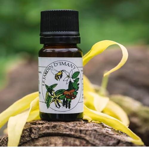 Huile essentielle extra S à l'ylang ylang