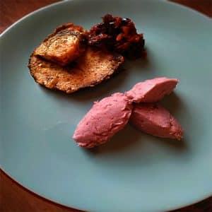 Purée de tarot ou «majimbi»