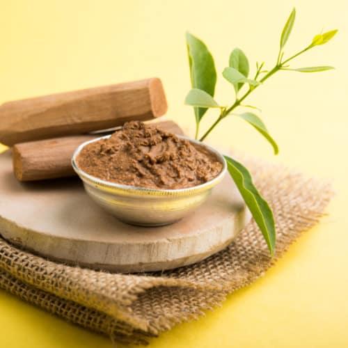 pâtes de bois de santal| la maison jahazi