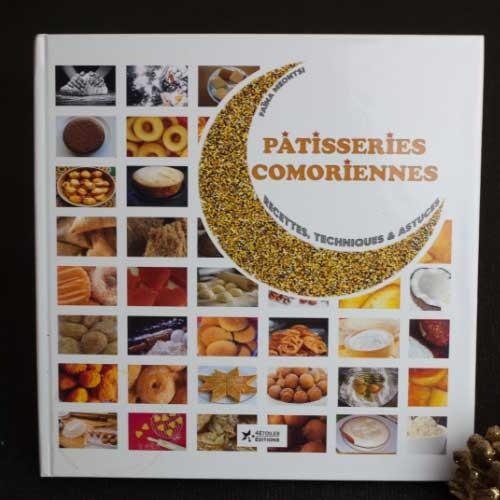 livre de Pâtisseries comoriennes