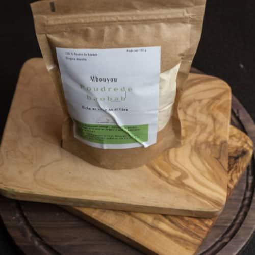 Poudre de baobab| super aliment