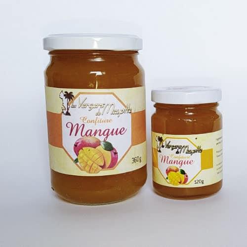 Confiture de mangues