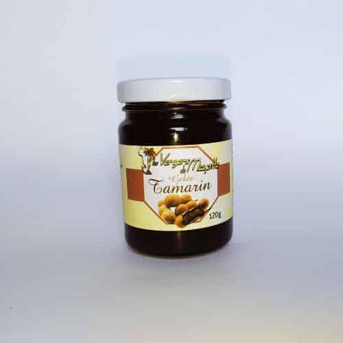 Gelee de tamarin Mayotte